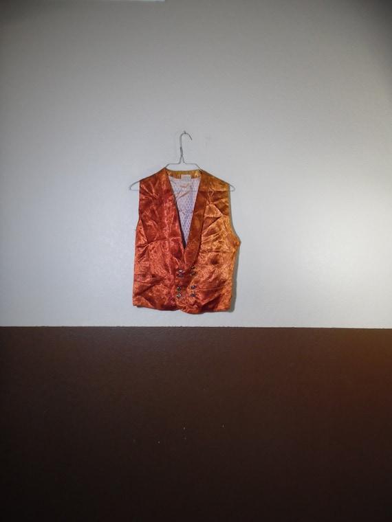 RARE VTG Levi's Shorthorn Satin Iridescent Buckle
