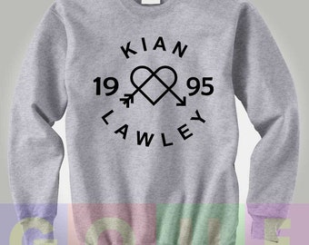 ee5710b1b9 Kian Lawley Sweatshirt Our Second Life Sweater O2L Shirt