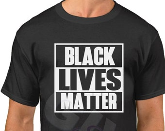 Black Lives Matter Shirt - Justice - Freedom T-Shirt - History African American T Shirt - Civil Rights Tee, Black Every Month