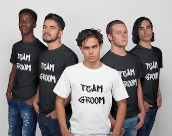 Team Groom #2 T Shirt, Gift For Groom, Bachelor Party Shirt, Team Groom Shirts, Groom Shirt, Team Groom Shirt, Best Man Shirt, Groomsmen