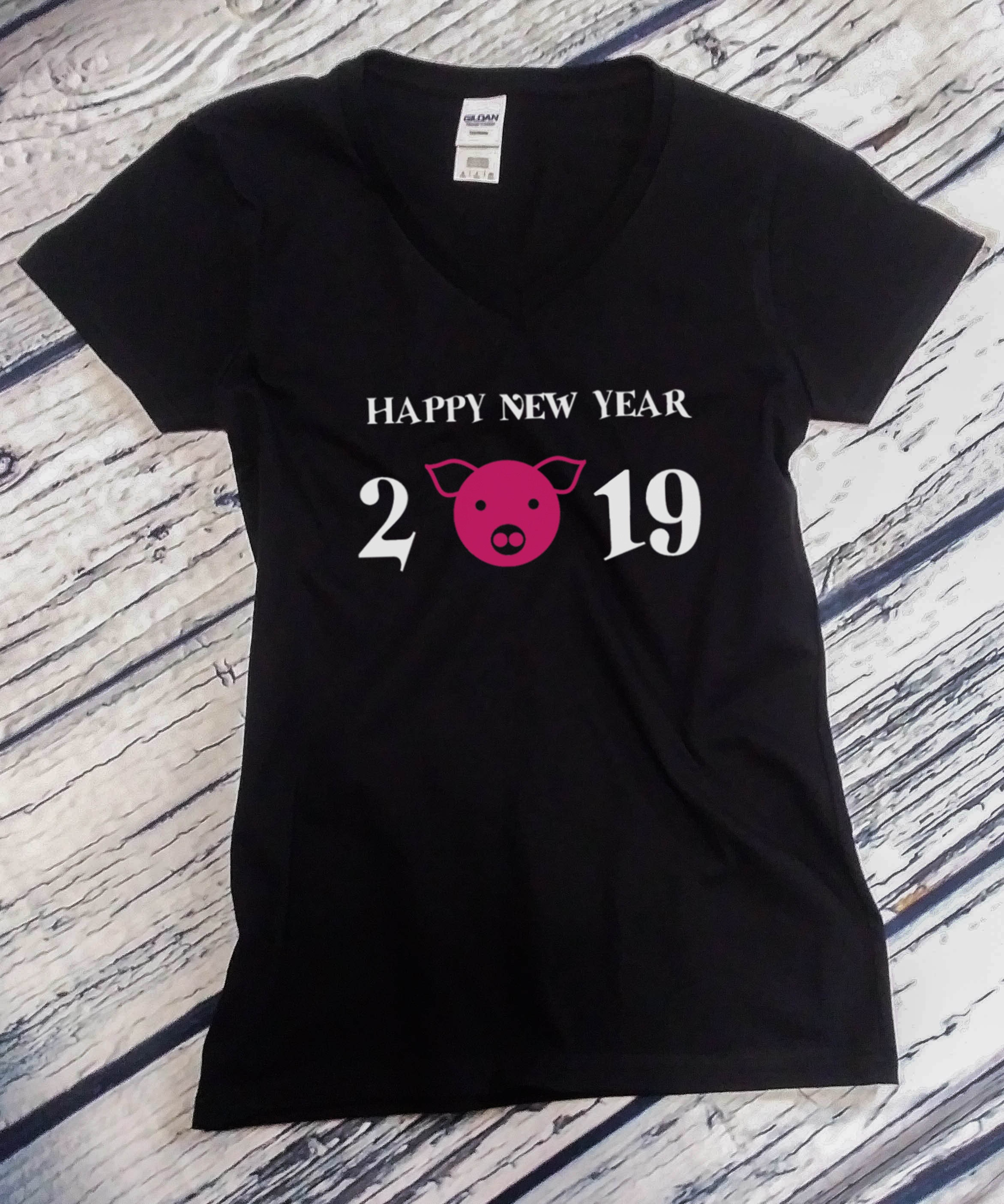 97816a04 ... Chinese Zodiac T Shirt - Year Of The Pig Tee T-shirt - Gift. gallery  photo ...