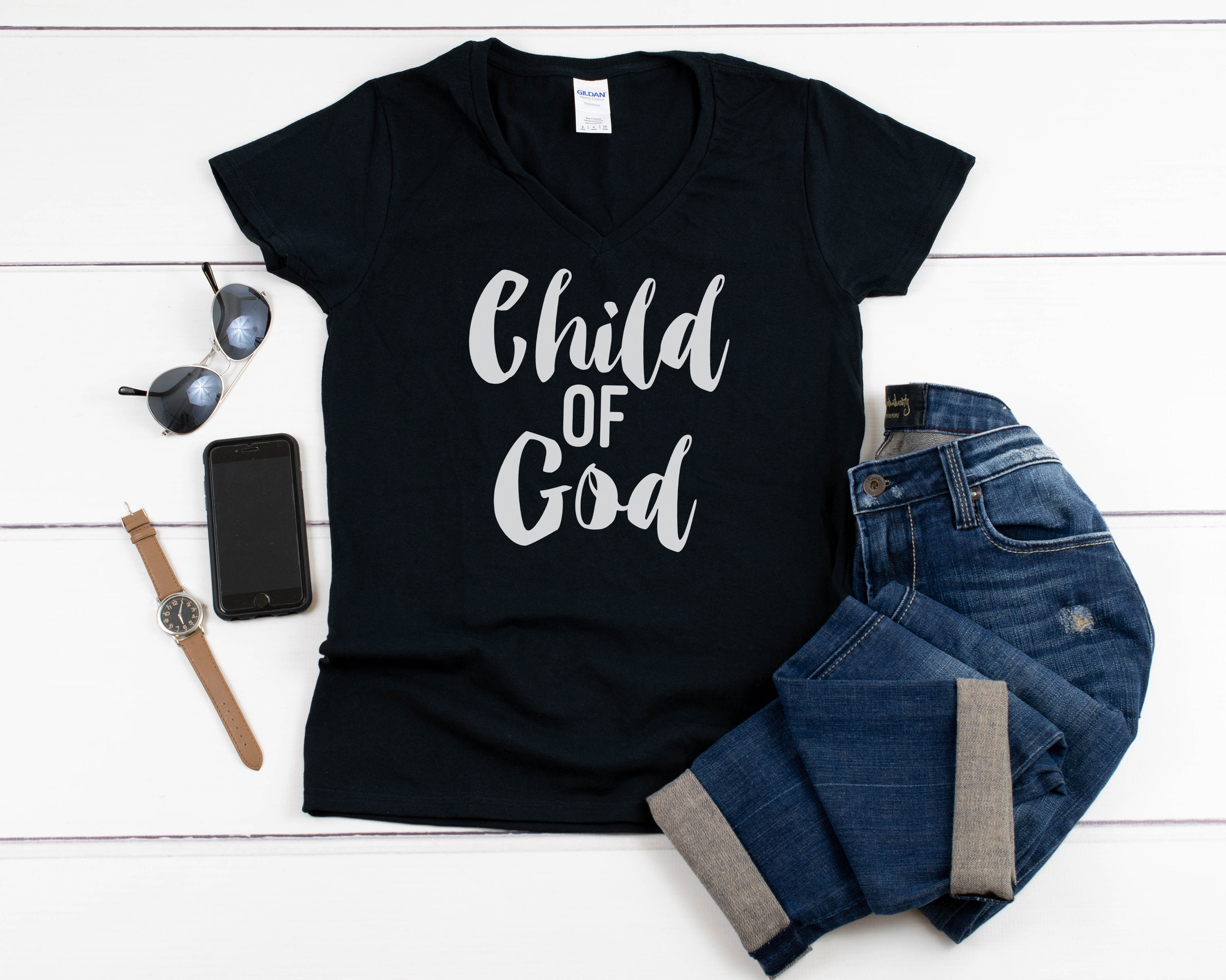d5f126458 ... Child of God Shirt, Christian Easter Gift, Faith Based T-Shirt, Bible, Easter  Tee, Christian Holiday Tee, Easter Outfits. gallery photo ...