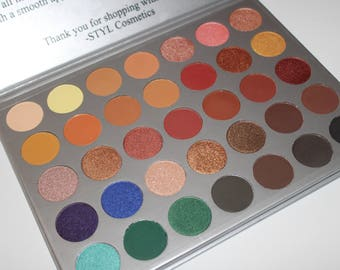 35 Shade Palette
