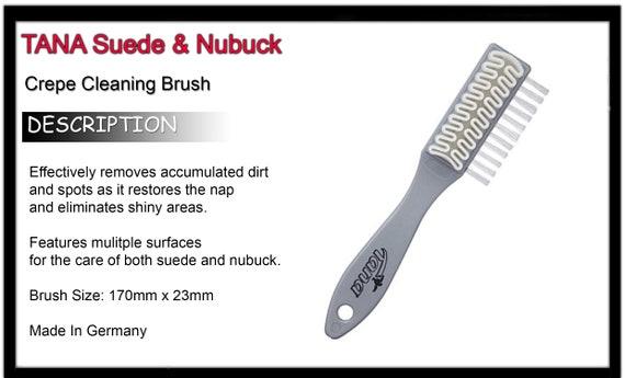 Suede /& Nubuck Brush TANA MADE IN GERMANY