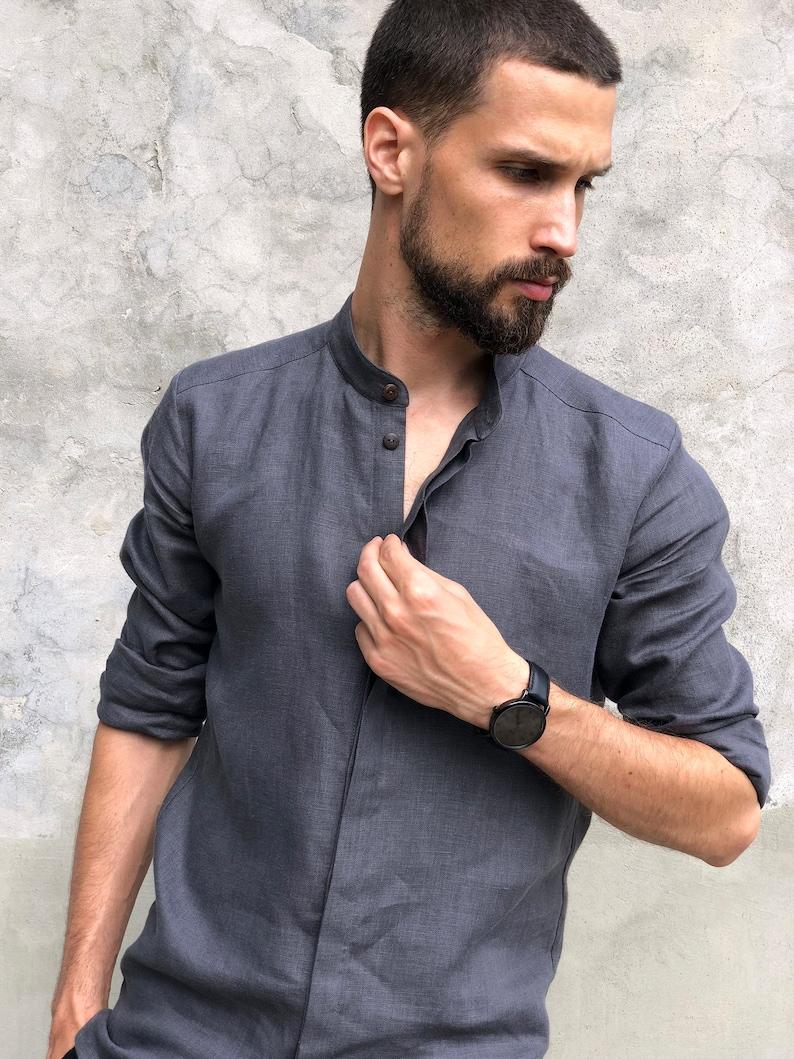 9a79008b75 Men's Linen Shirts for Beach Weddings - Island Importer