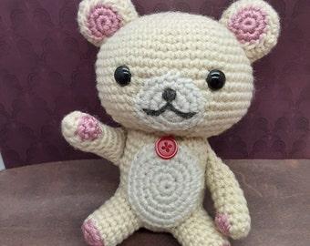 FREE Amigurumi Rilakkuma and Friends. (Free pattern).   Crochet ...   270x340
