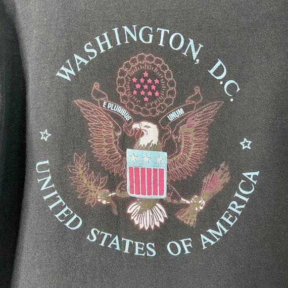 Vintage 1990's Washington DC Presidential Seal Bl… - image 6