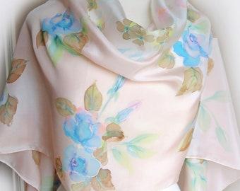 Silk Bee Art Scarves