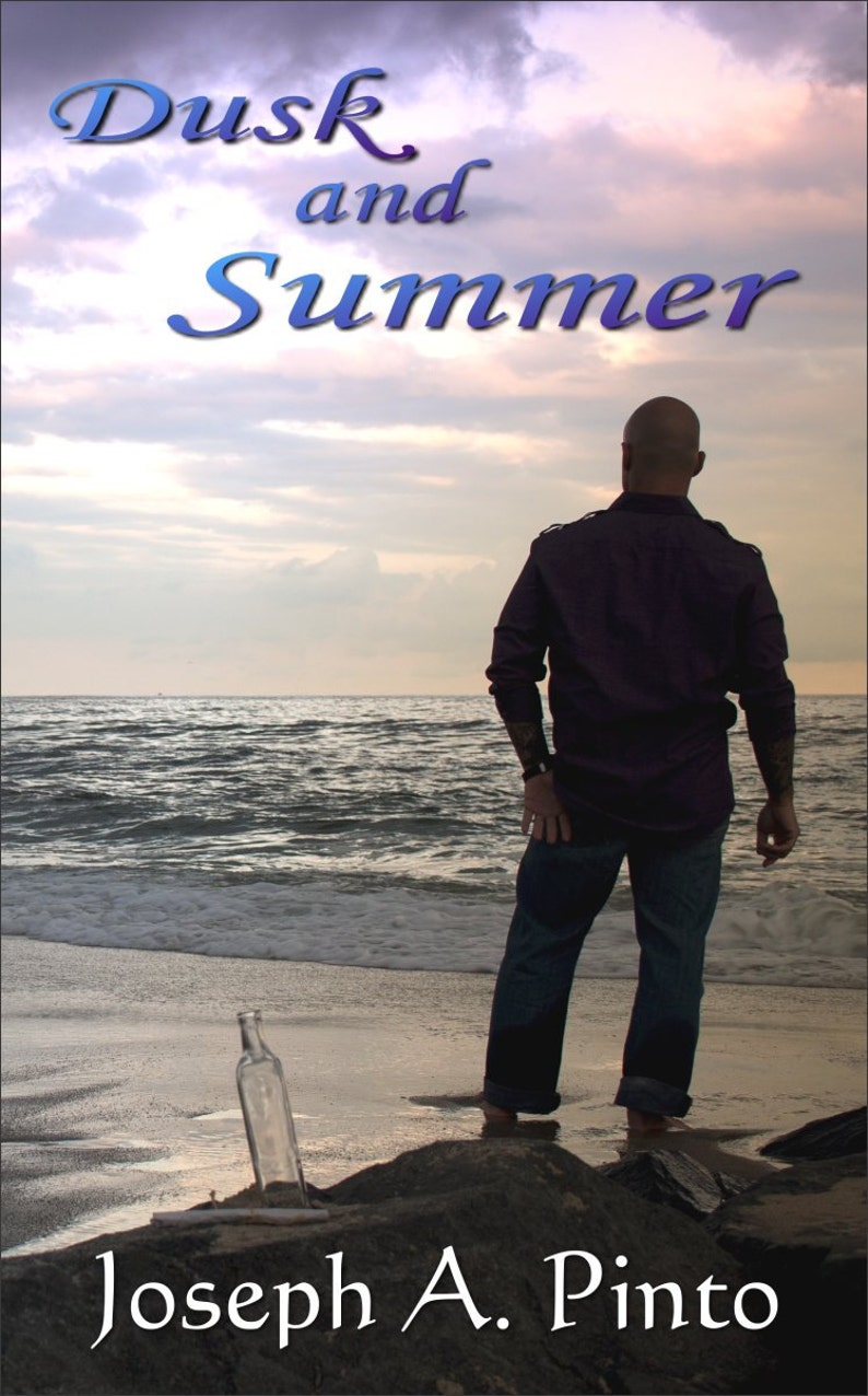 Dusk and Summer by Joseph A. Pinto SIGNED COPY image 0