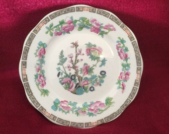 Bell China Indian Tree Tea Plate