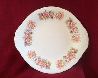 Colclough Wayside Bread/Cake Plate