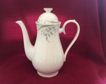 Royal Albert For All Seasons Hazy Dawn Coffee Pot