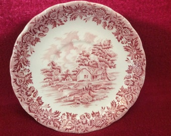 W H Grindley Country Style Saucer