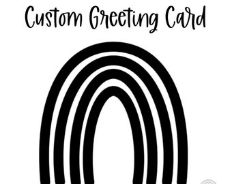Greeting Cards/A2 Cards/4.25x5.5/Envelope Included/