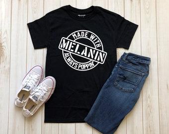 Melanin Always Poppin