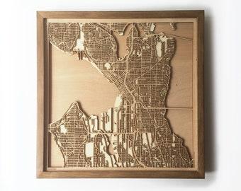 The City Wood