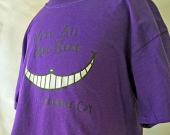 Cheshire Cat Inspired Shirt