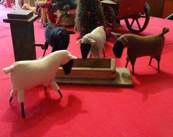 Sheep, Handmade