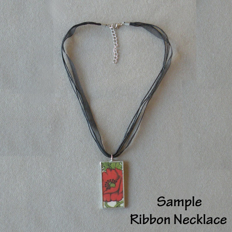 HEY vintage 1960s comic book onomatopoeia exclamations includes choice of necklace upcycled to soldered glass pendant GOOD NIGHT