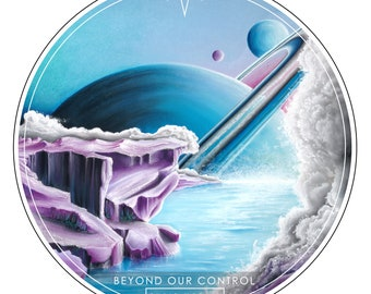 Beyond Our Control Sticker
