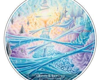 Above & Beyond Magnet