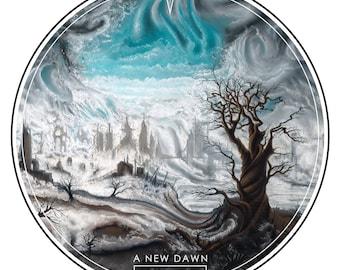 A New Dawn Sticker