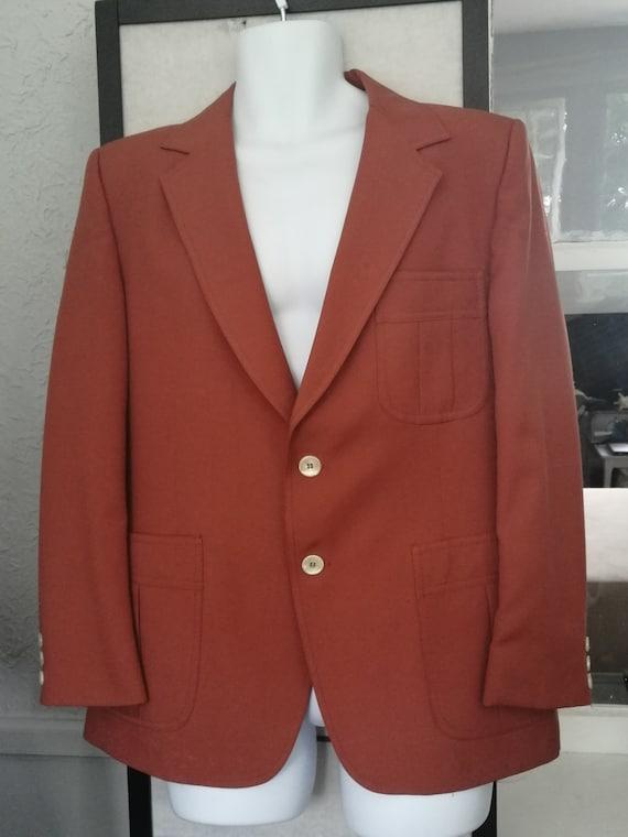 Men's suit, vintage 1970's - 80's, De Stefano,
