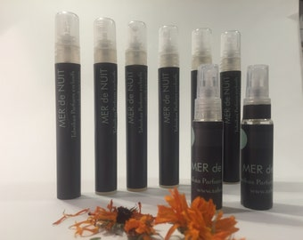 Natural Perfume... with essential oils