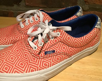 60b9273081 Super Rare Deadstock Vans x Meatball Shop NYC Shoes (Stitched upper) - Size  10