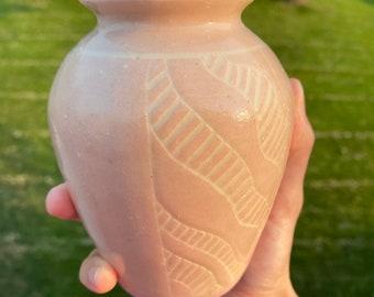 Pottery Vase #210905