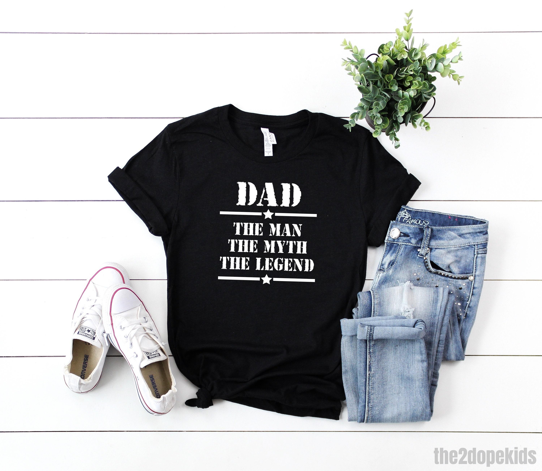 61c3aea4bca92 Dad Man Myth Legend Dad Life Father s Day Papa Dad Pop