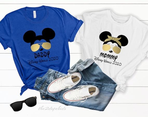 Disney World 2020 Shirts, Disney Family Shirts, Disney World Shirts, Disneyland Shirts, Mickey Mouse Shirts, Disney Shirt Women