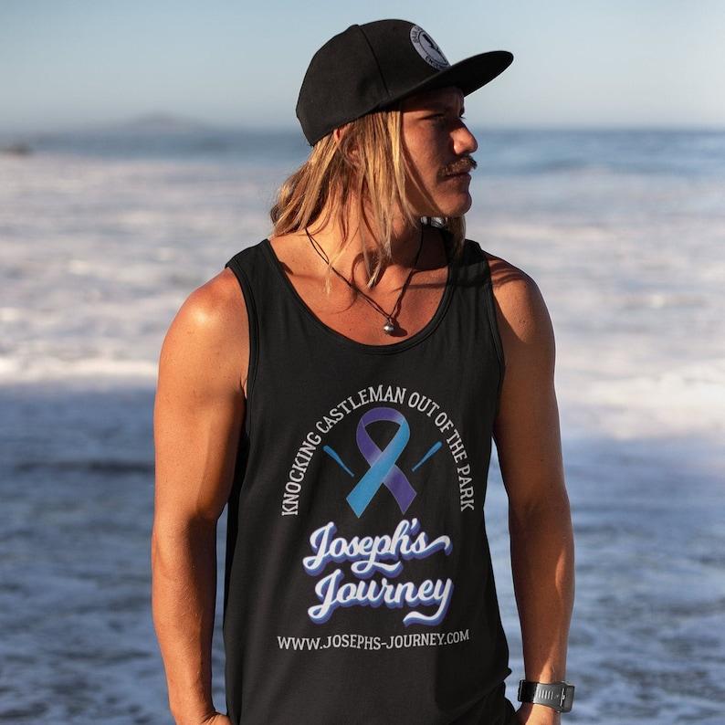 Joseph's Journey Adult Unisex Castleman Disease Awareness image 0
