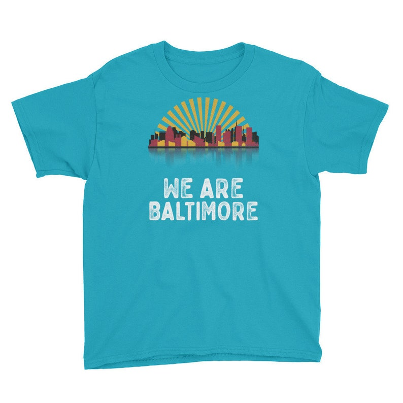 We Are Baltimore Youth Unisex T-Shirt image 0