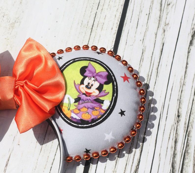 Halloween Ears Disney Ears Mickey Ears