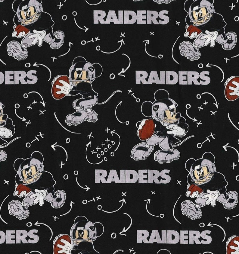 Mickey Raiders Fitted Crib Sheet Blanket Car Seat Canopy