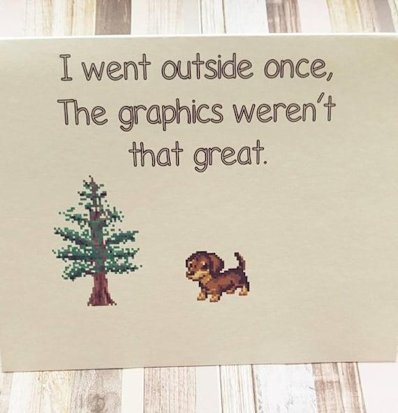 Geek Nerd Card Funny Birthday Greeting