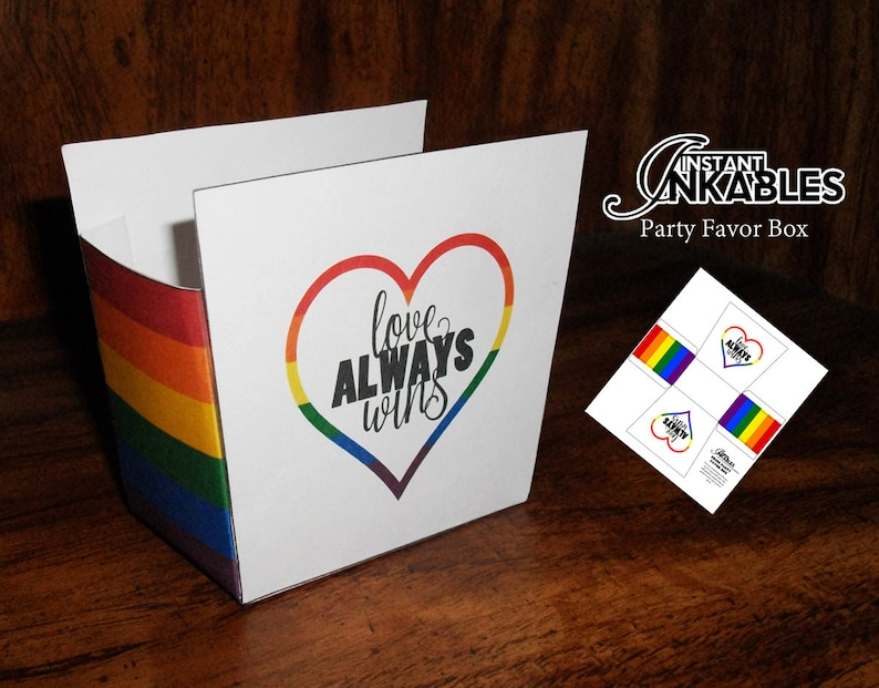 Gay Rights Printable Party Package ~ Pride Package Gay Pride Decoration Gay Pride Banner Pride Banner LGBT LGBTQ Transgender Party