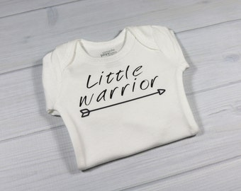 Baby bodysuit - Little Warrior