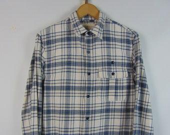 Vintage RL Plaid Shirt