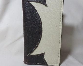 check book cover