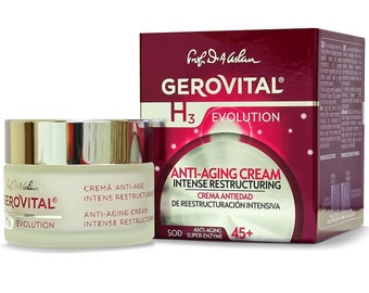 Gerovital H3 Evolution Anti-Wrinkle Cream- Made in Romania-100% Original