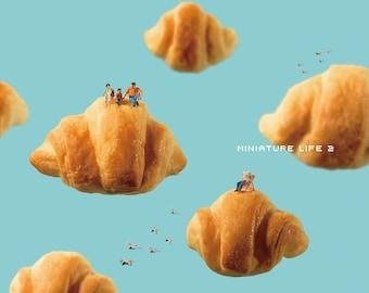 MINIATURE LIFE2 - Stunning New Art Book Japanese Craft Books Japanese album Photo