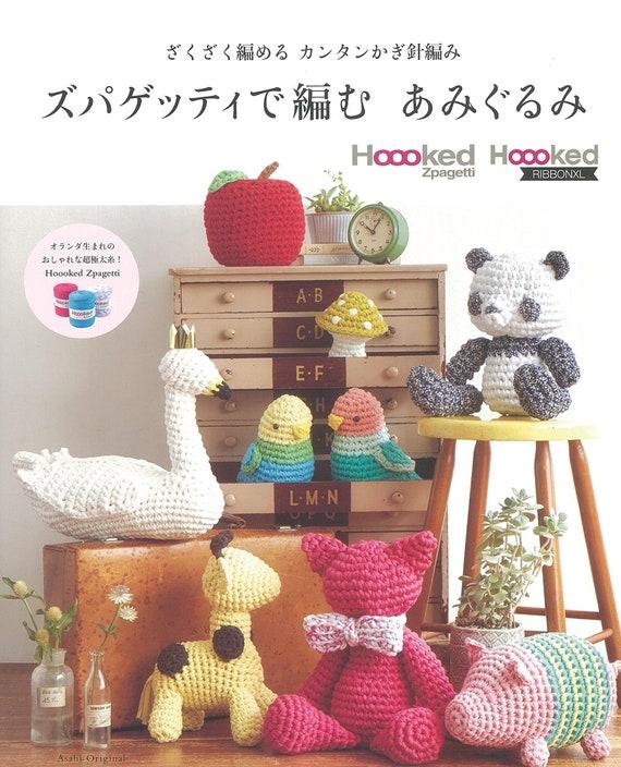 Amigurumi Cat and Friends - Japanese Craft Book Crochet Amigurumi Hoshi  Mitsuki animal cute | Book crafts, Stuffed toys patterns, Amigurumi | 704x570