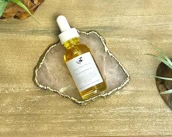 Face Oil, All Skin Types, Natural Face Serum, Facial Oil, Sensitive Skin, Acne, Moisturizing Oil, All Natual, Lavender Face Oil