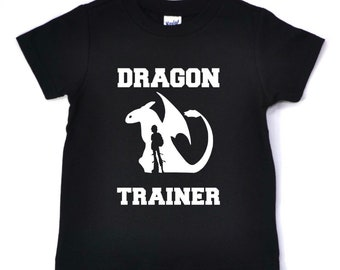 036b88df2 How to train your dragon shirt, dragon trainer shirt, dragon birthday, how  to train your dragon birthday, toothless shirt