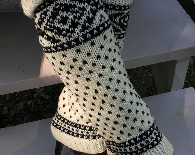 Women's Winter leg warmers