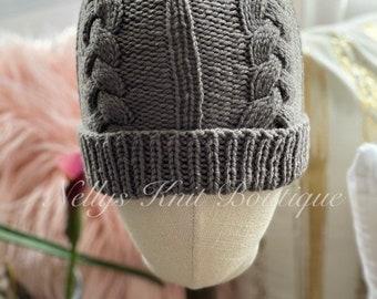 Fall & Halloween Sales Men's knit hat, Men hat, Men's slouch hat, Men's Beanie