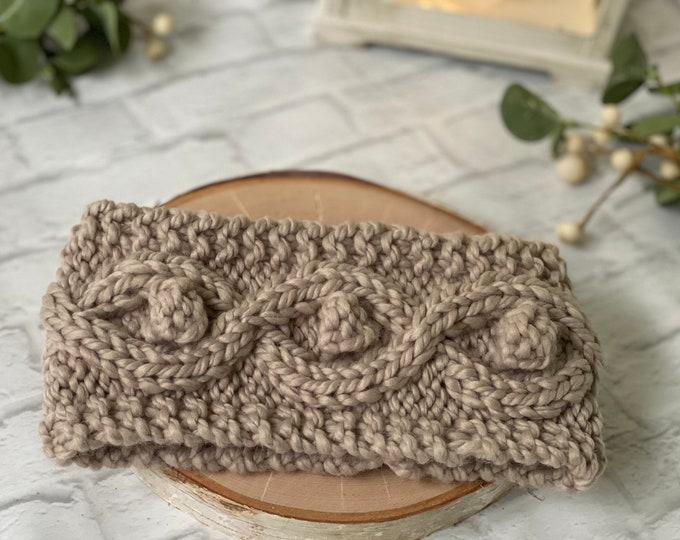 Women's Winter Ear Warmer Headband