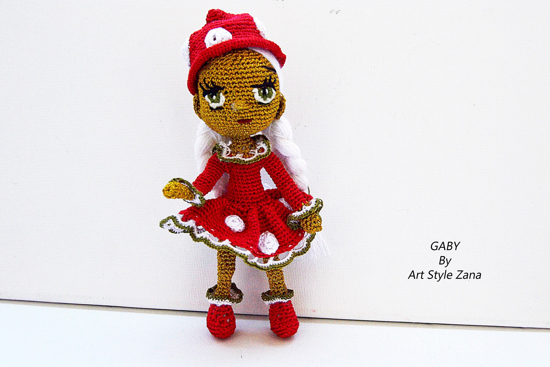 Amigurumi Mushroom Baby Free Crochet Pattern - Amigurumi Free Patterns | 2000x3000